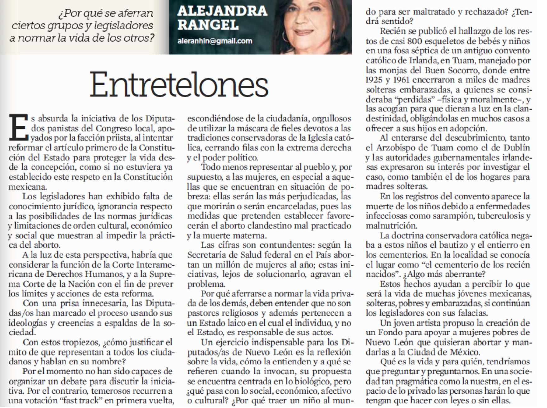 Imagen de editorial de periodico guia de generos y for Editorial de un periodico mural