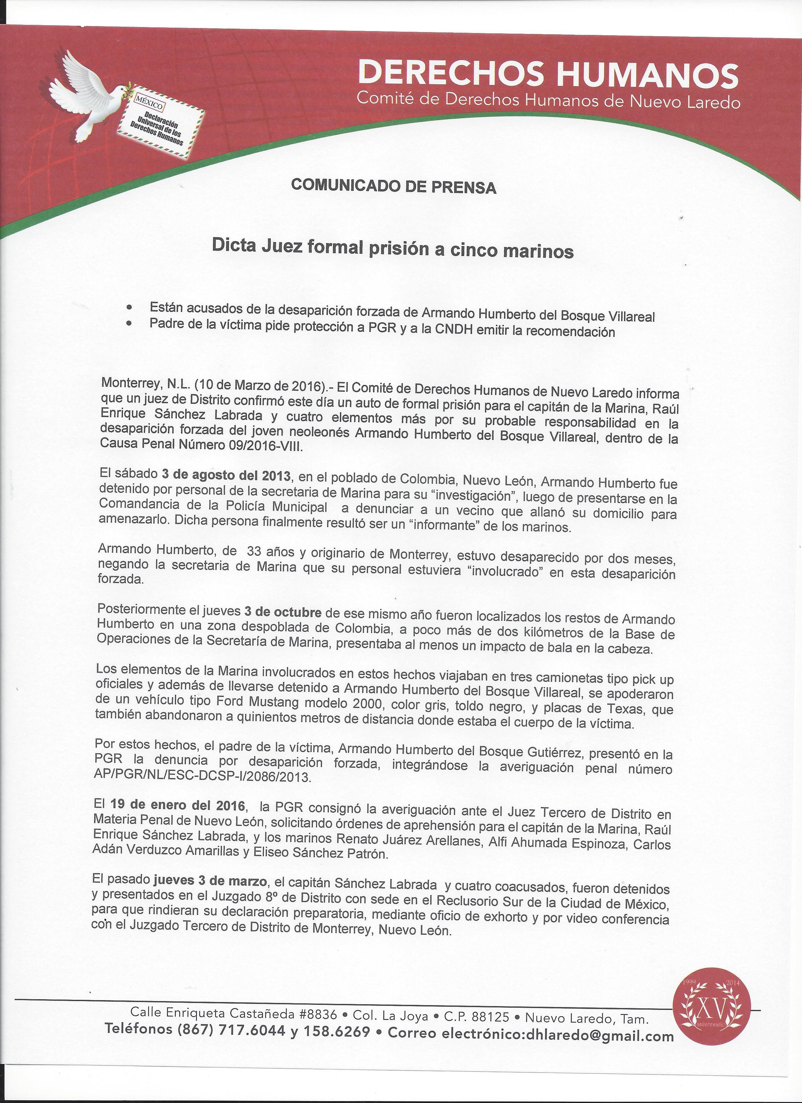 PORTADA DE COMUNICADO MARINA I 001