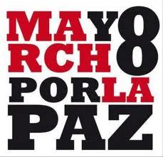 Organizaciones de la Sociedad Civil invitamos a la marcha Nacional del domingo 8 de mayo