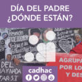 #Comparte: Video sobre los padres de Amores que buscan a sus hijas/os desaparecidas/os